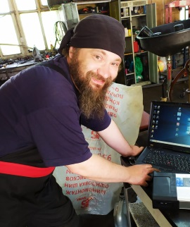 Дмитрий специалист по ремонту электрики JS-Service