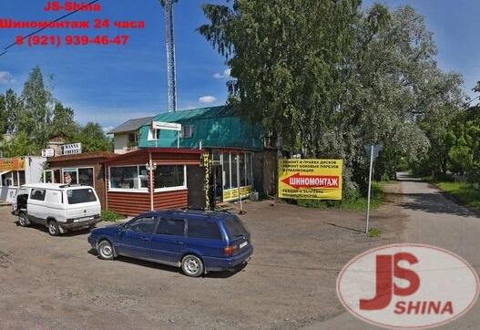 Шиномонтаж 24 Пушкин, Волхонское шоссе 10А