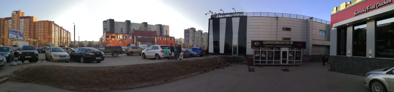 JS-Shina - Шиномонтаж 24 часа СПб, пр. Косыгина, д. 30к1В