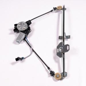 установка-электроподъёмника-стекла