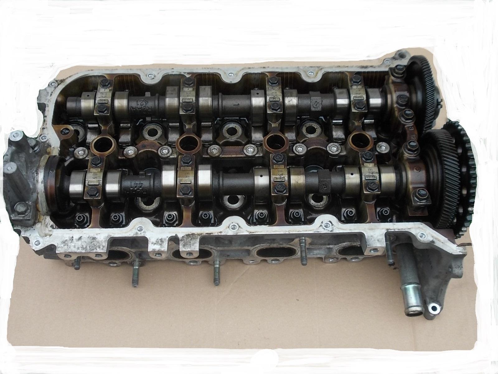 Установка головки блока Mazda CX-7