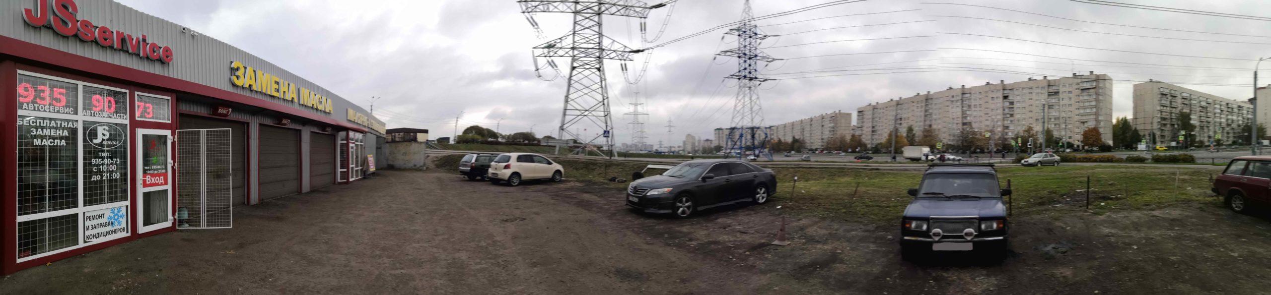 Автосервис на Юго-Западе Юнона красносельский район JS-Service
