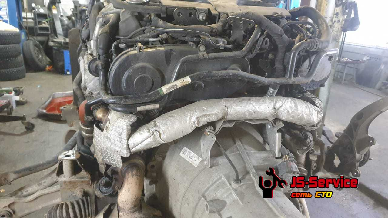 Jaguar XF (Ягуар ХФ) 2010 3.0 Дизель 275 л.с. Замена ремня ГРМ, замена ТНВД, масляного насоса, ремонт турбины. Сеть СТО JS-Service.ru в Санкт-Петербурге, Пушкине, Колпино Все виды ремонта автомобилей. Единый номер сети 8-812-939-46-47